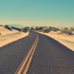 真夏の道路・車の温度測定結果
