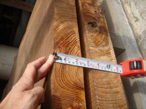 杉のテーブル板